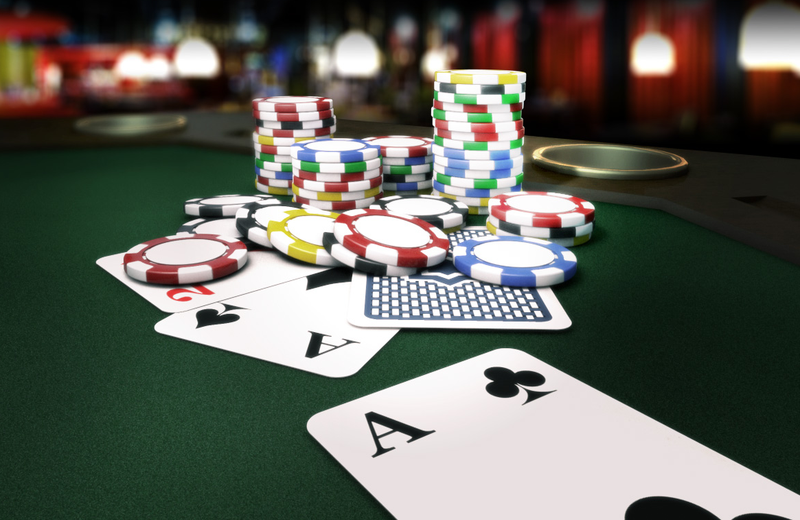 comment faire la distribution des jetons au poker